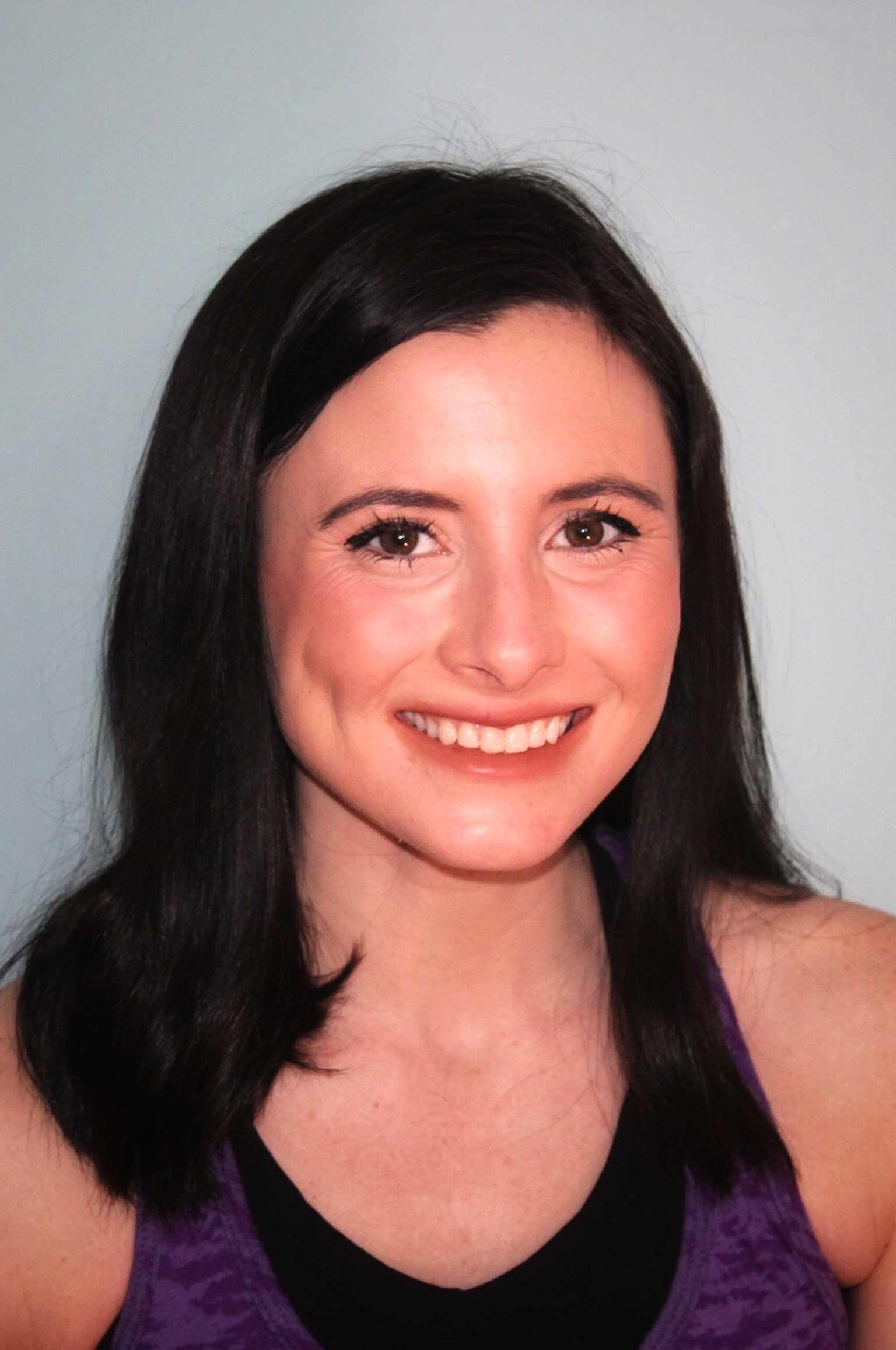 Jen Pollio is an instructor at Precision Pilates