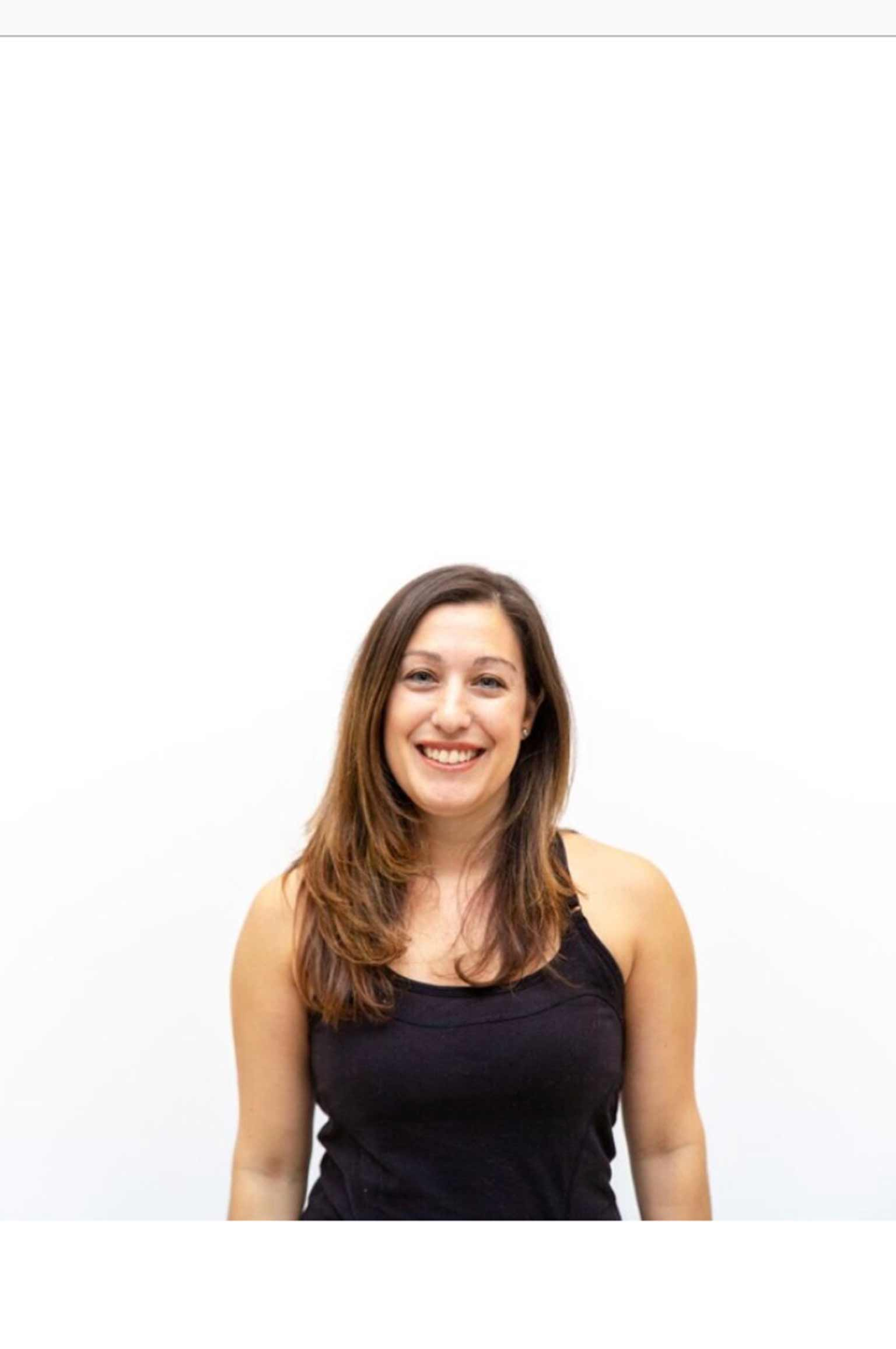 Kristen Daunais is an instructor at Precision Pilates